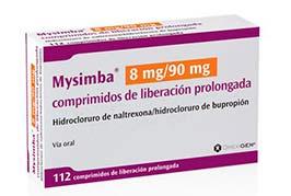 Mysimba é um medicamento de prescrição médica para perda de peso