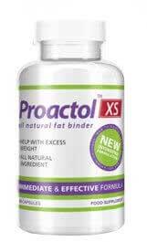Avaliação Aglutinador de Gordura Proactol XS