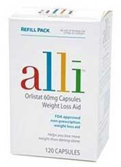 Avaliação dos Comprimidos de Dieta Alli